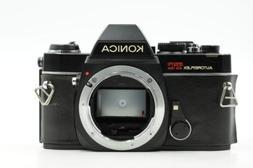 Konica Autoreflex TC SLR Film Camera Body #319