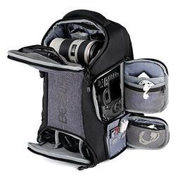 Camera Backpack, Beschoi Waterproof Camera Bag with Tripod S