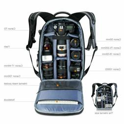 Waterproof Large Camera Backpack Bag Case for Canon Nikon So