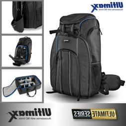 Backpack for SLR/DSLR Camera and Accessories and Laptop Incl