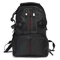 Andoer Professional Backpack Photography Package SLR Camera
