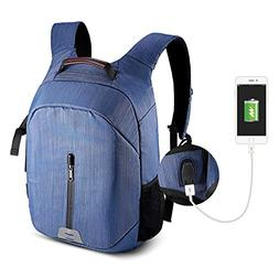 Camera Backpack Waterproof Camera Bag with Tripod Carrier Tr