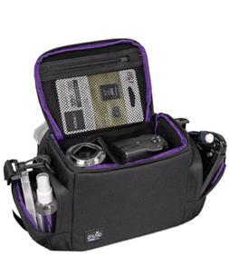 Medium Camera Bag Case by Altura Photo for Nikon, Canon, Son