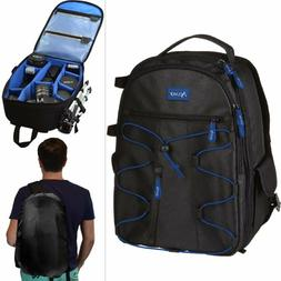 Camera Bag DSLR Case Nylon Backpack Accessories Protect Phot