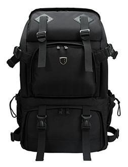 BAGSMART Anti-Theft Professional Gear Backpack for SLR/DSLR