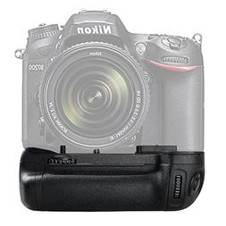 FOSITAN Battery Grip Holder Vertical Multi-Power for Nikon D