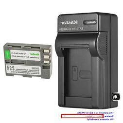 battery wall charger for nikon en el3e