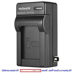 Kastar Battery AC Wall Charger for Panasonic DMW-BLF19 & Lum