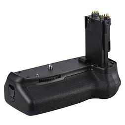 Andoer BG-1T Vertical Battery Grip Holder for Canon EOS 70D/