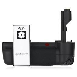Powerextra BG-E6 Vertical Battery Grip + AA-Size Battery Hol