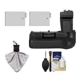 Zeikos BG-E8 Battery Grip for Canon EOS Rebel T2i, T3i, T4i