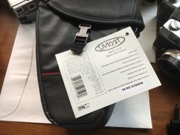 Brand New Tropaz DSLR & SLR Zoom Padded Camera Case ZM90 wit