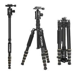 Brand New ZOMEi Z669 SLR Camera Tripod with Ball Head and Ca
