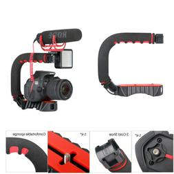 C-Shaped Handheld Gimbal U-Type Video Stabilizer For DSLR SL