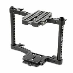 SmallRig Cage for Dslr Camera for Panasonic GH5/GH4/GH3,Cano