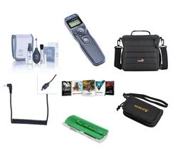 Camera accessory bundle DSLR mirrorless analog film 35mm ado