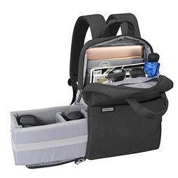 CADEN Camera Backpack DSLR/SLR Camera Bag Travel Outdoor Wat