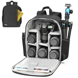 CADeN Camera Bag Backpack for Camera and Lens Protection Sto