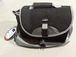 Zeikos-Camera Bag-Black & Gray