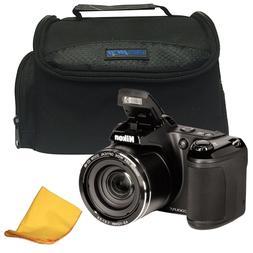 Camera Bag Case for Nikon Coolpix P900 P610 P530 P520 P510 L