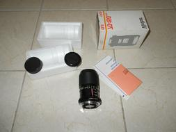 VIVITAR CAMERA LENS 70-150 MM F 3.8 FOR PENTAX CAMERA