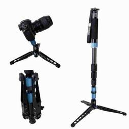 Camera Monopod Tripod SiRui P-424SR carbon fiber 4 Nikon Can