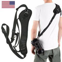 Camera Shoulder Belt Quick Release Rapid Sling Strap for SLR