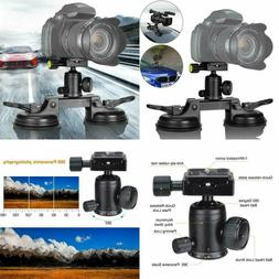 camera suction cup car mount professional camcorder