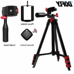 Camera Tripod Digital SLR Camera Aluminum Travel Portable Va
