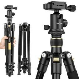Camera Tripod K&F Concept Aluminum Tripod TM2324 62 Inch wit