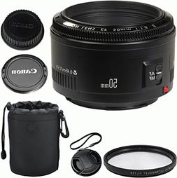 Canon EF 50mm f/1.8 II Autofocus Camera Lens for Canon EOS 7