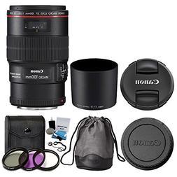 Canon EF 100mm f/2.8L Macro IS USM Lens for Digital SLR Came