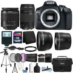 Canon EOS 1300D 18MP Built-In WIFI DSLR Camera with 18-55mm