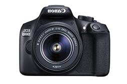 Canon EOS 1300D DSLR Camera with EF-S18-55 DC III F3.5-5.6 L