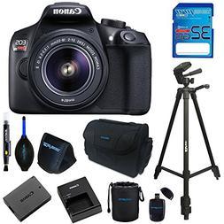 Canon EOS 1300D / T6 EF-S 18-55mm 18.7MP CMOS 5184 x 3456 Pi