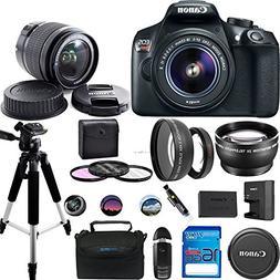 Canon EOS 1300D/Canon EOS Rebel T6 DSLR Camera w/ EF-S 18-55