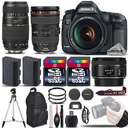Canon EOS 5D Mark III DSLR Camera + Canon 24-105mm f/4L IS U