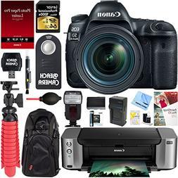 Canon EOS 5D Mark IV 30.4 MP Digital SLR Camera with 24-70mm