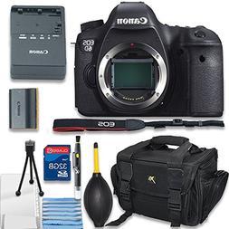 Canon EOS 6D Digital SLR Camera  Bundle , 32GB Memory Card,