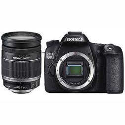 Canon EOS 70D DSLR Camera with 18-200mm f/3.5-5.6 IS Lens Im