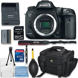 Canon EOS 7D Mark II with Wi-Fi Digital SLR Camera Body Only