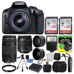 Canon EOS Rebel DSLR T6 Camera Body + Canon 18-55mm EF-S IS