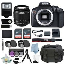 Canon EOS Rebel T6 Bundle With EF-S 18-55mm f/3.5-5.6 IS II
