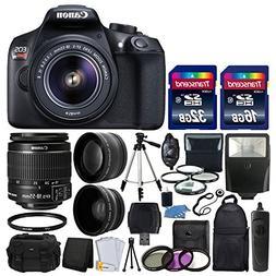 Canon EOS Rebel T6 Digital SLR Camera & 18-55mm EF-S f/3.5-5
