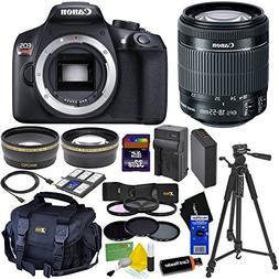 Canon EOS Rebel T6 Digital SLR Camera International Version