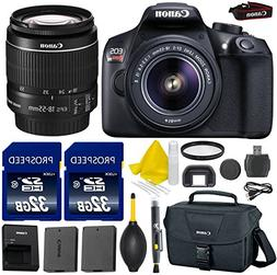 Canon EOS Rebel T6 WiFi Enabled 18MP EF-S Digital SLR Camera