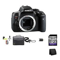 Canon EOS Rebel T6i DSLR Camera  - International Version No