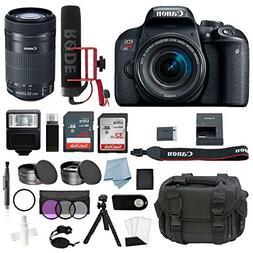 Canon EOS Rebel T7i Digital SLR Camera Video Creator Kit wit