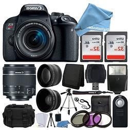 Canon EOS Rebel T7i Digital SLR Camera with EF-S 18-55mm f/4