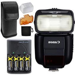 Canon Flash Speedlite 430EX III-RT for Canon Digital SLR Cam